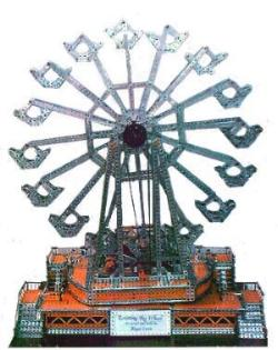 Rotating Big Wheel
