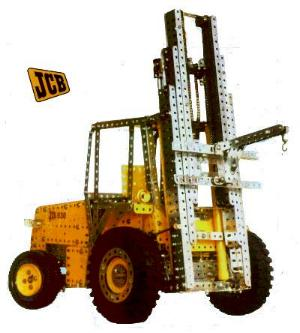 JCB 930 Rough terrain Fork Lift (Set 10+ model)