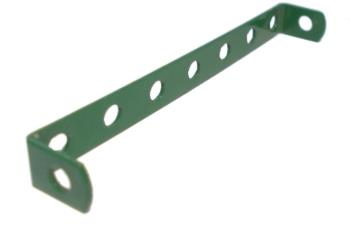 Narrow Double Angle Strip 7x1 holes