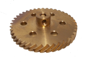 Helical Gear 40T right hand