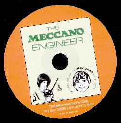 The Meccano Engineer on CD