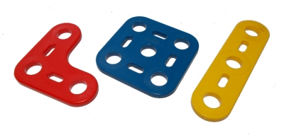 Junior Plastic Meccano (France)