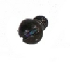 Black Dome Head Bolt 5mm