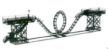 "The ""Revolution"" Roller Coaster"
