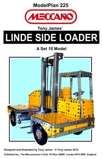 Linde Side Loader (Set 10 Model)