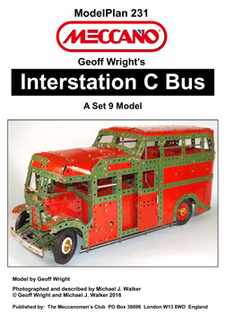 Interstation C Bus (Set 9 Model)