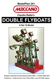 Double Flyboats (Set10 model)