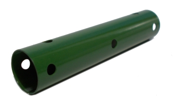 Sleeve 90mm long, green