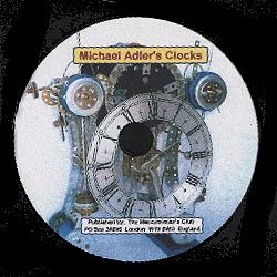 Michael Adler's Clocks on CD