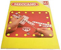 Meccano Outfit M1 Instruction Book