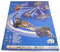 Meccano 20 Model Set Model Book