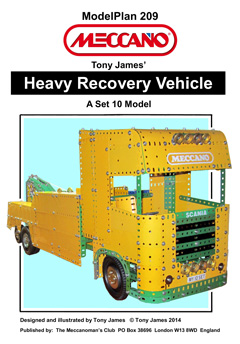 Heavy Recovery Vehicle