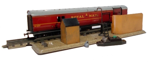 Hornby Dublo 3-rail TPO Mail Set