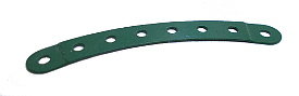 Curved Strip 8 holes (stepped)