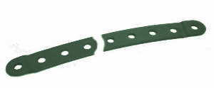 Curved Strip (stepped) 15 holes, 356mm radius