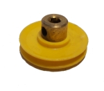 Pulley 25mm dia, plastic