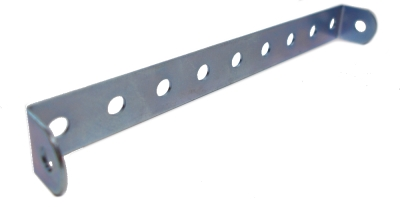 Double Angle Strip, 9x1 hole