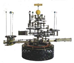 Science Faction Orrery