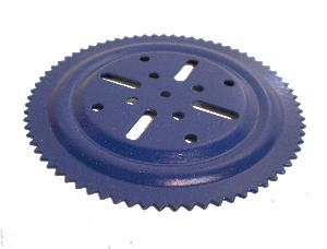 Ball Bearing Sprocket Toothed Tray