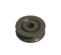Army Green Pulley 12.5mm dia