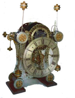 Sinclair Harding Navigation Clock