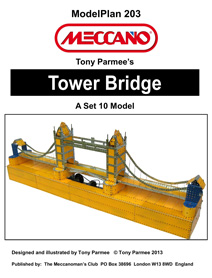 Tower Bridge  (Set10 model)