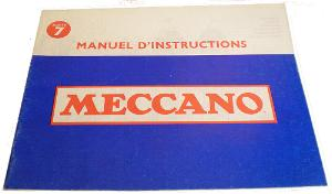 Meccano Set 7 Model Book