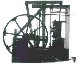 James Watt's 1788 Steam Engine