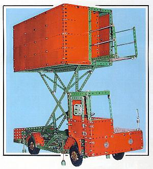 Airline Scissor Lift Catering Truck