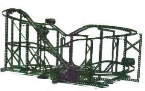 Figure-of-Eight Roller Coaster