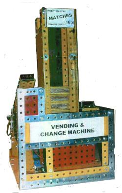 Vending & Change Machine