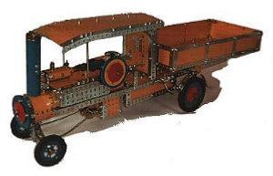 1920's Steam Wagon (Set 10 model)