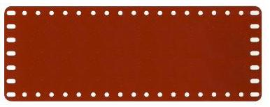 Flexible Strip Plate 19x7 holes