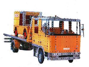 Sliding Bed Car Recovery Truck (Set10 model)