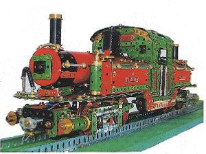 "Double Fairlie Locomotive ""Taliesin"""