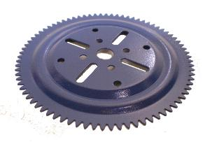 Ball Bearing Gear Toothed Tray