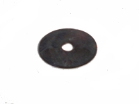 Black Washer 19mm dia