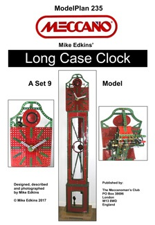 Long Case Clock (Set 9 Model)