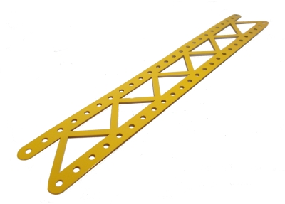 Braced Girder 25 holes (yellow)